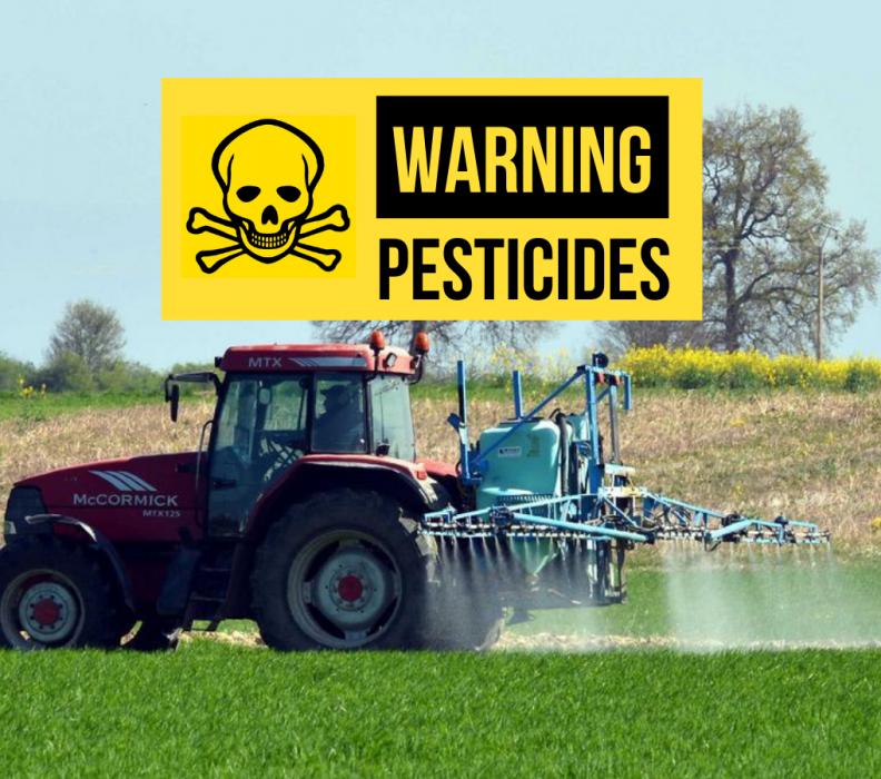 Referendum 13 Giugno: La Svizzera contro i pesticidi sintetici